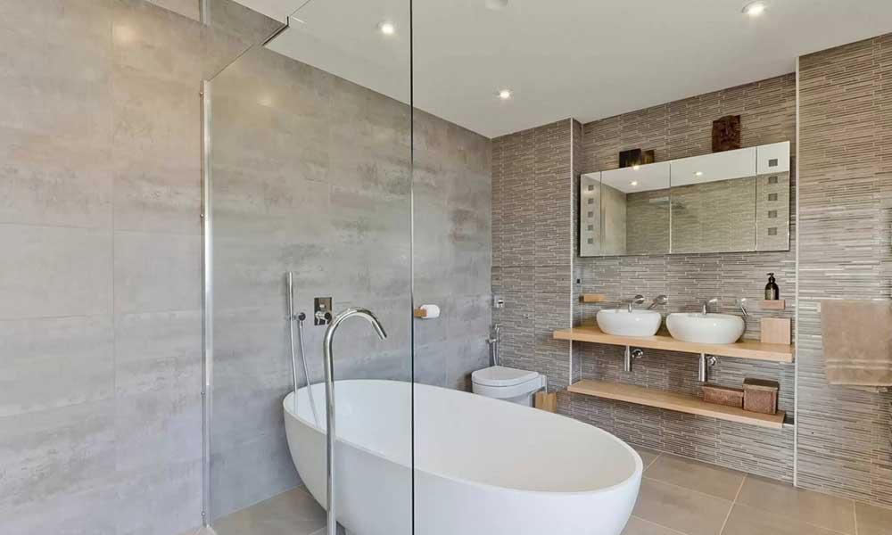Идеи укладки плитки в ванной комнате