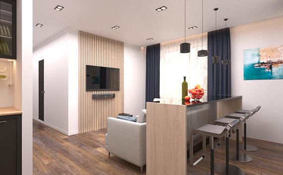 Квартира Гайнутдинова 26