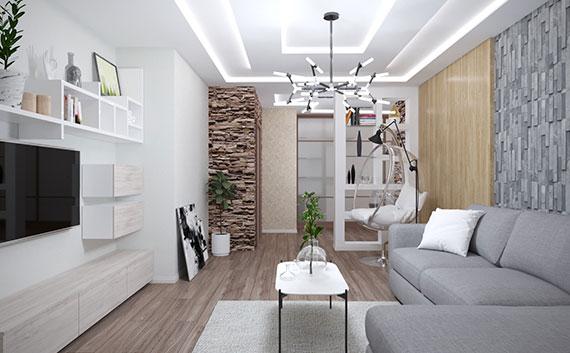 Квартира Даурская, 34Б
