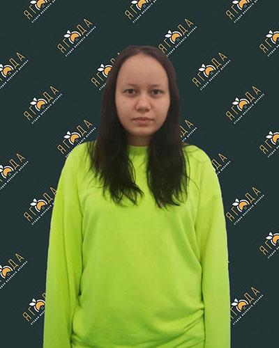 Айгуль<br> Идрисова