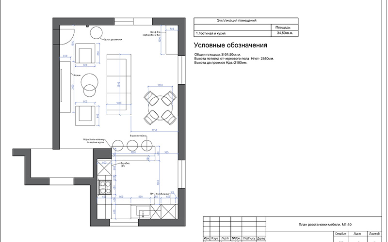 Экспресс дизайн интерьера