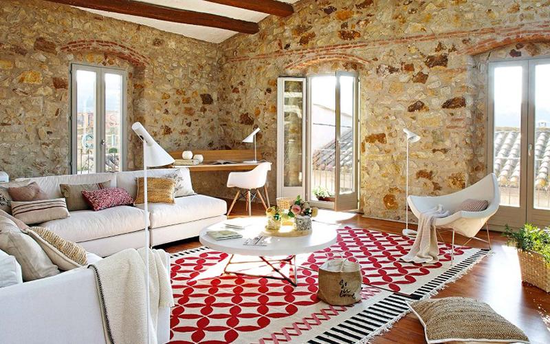 Дизайн интерьера в средиземноморском стиле