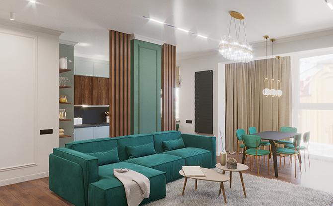 Квартира Терегулова, 20А