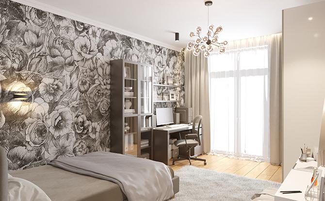 Квартира Ахмерова, 3а